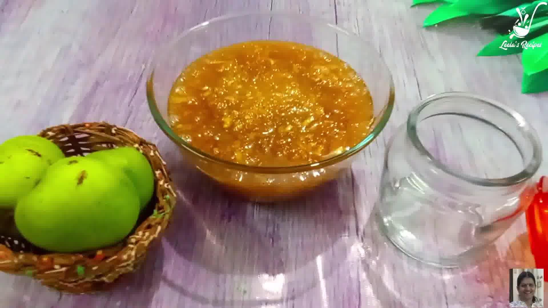 Image of Kache Aam ka Murabba