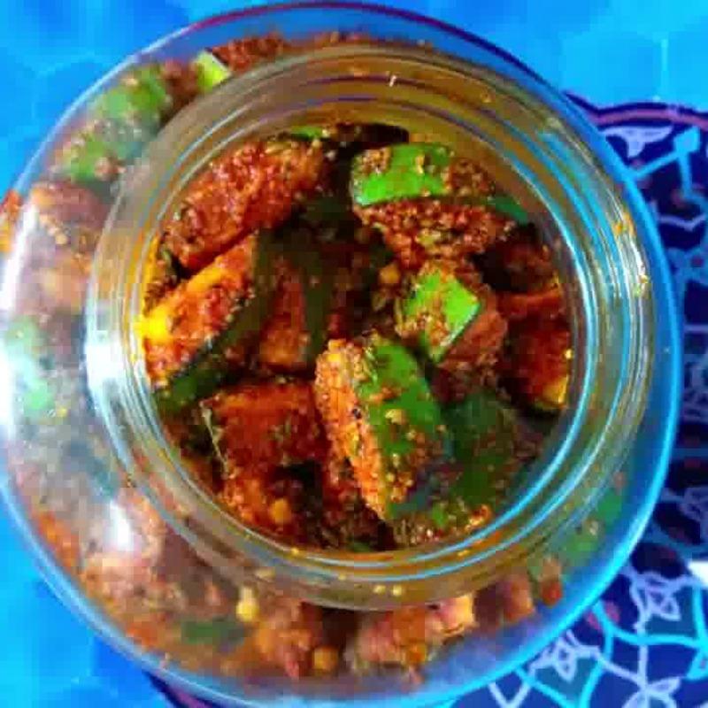 Image of Raw Mango Pickle