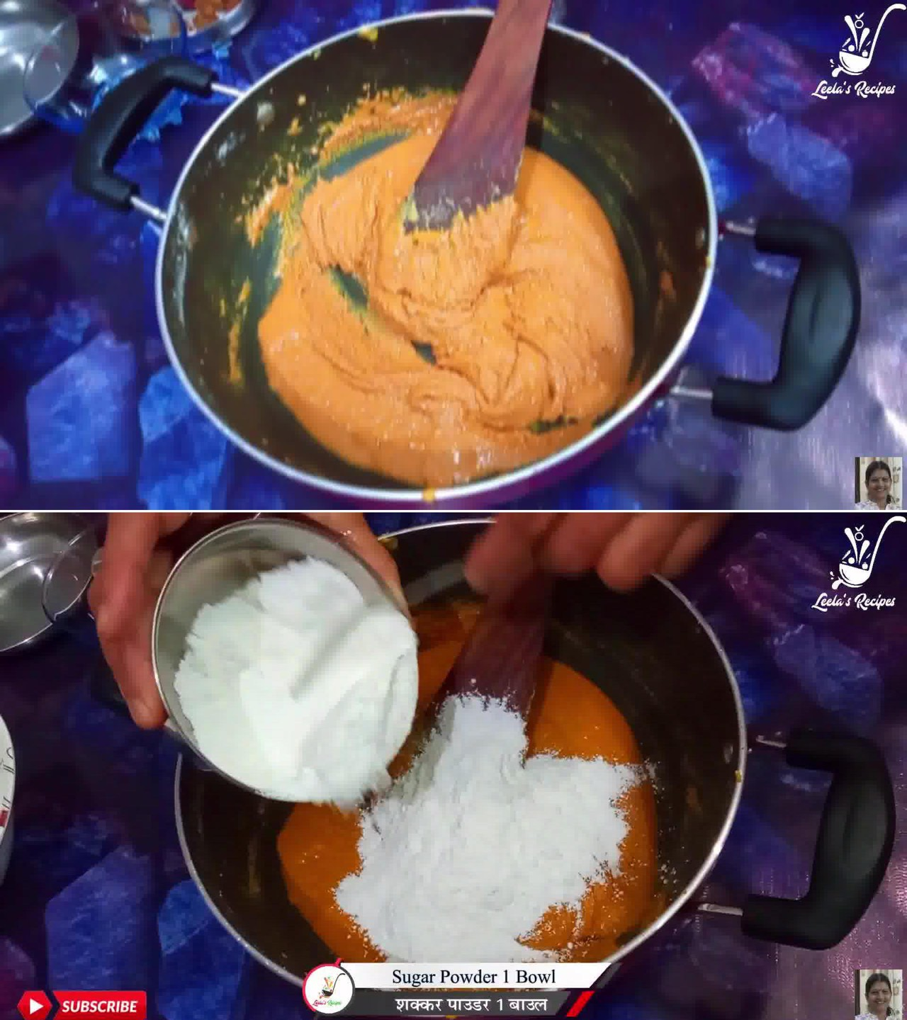 Image of the cooking step-1-5 for Besan Ke Ladoo