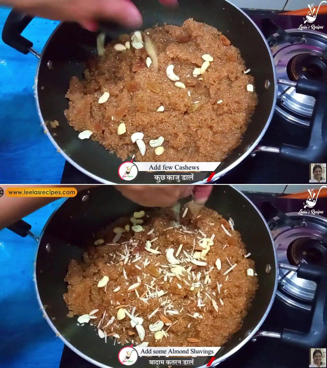 Image of the cooking step-1-11 for Lapsi (Traditional Homemade Sweet of Rajasthan)