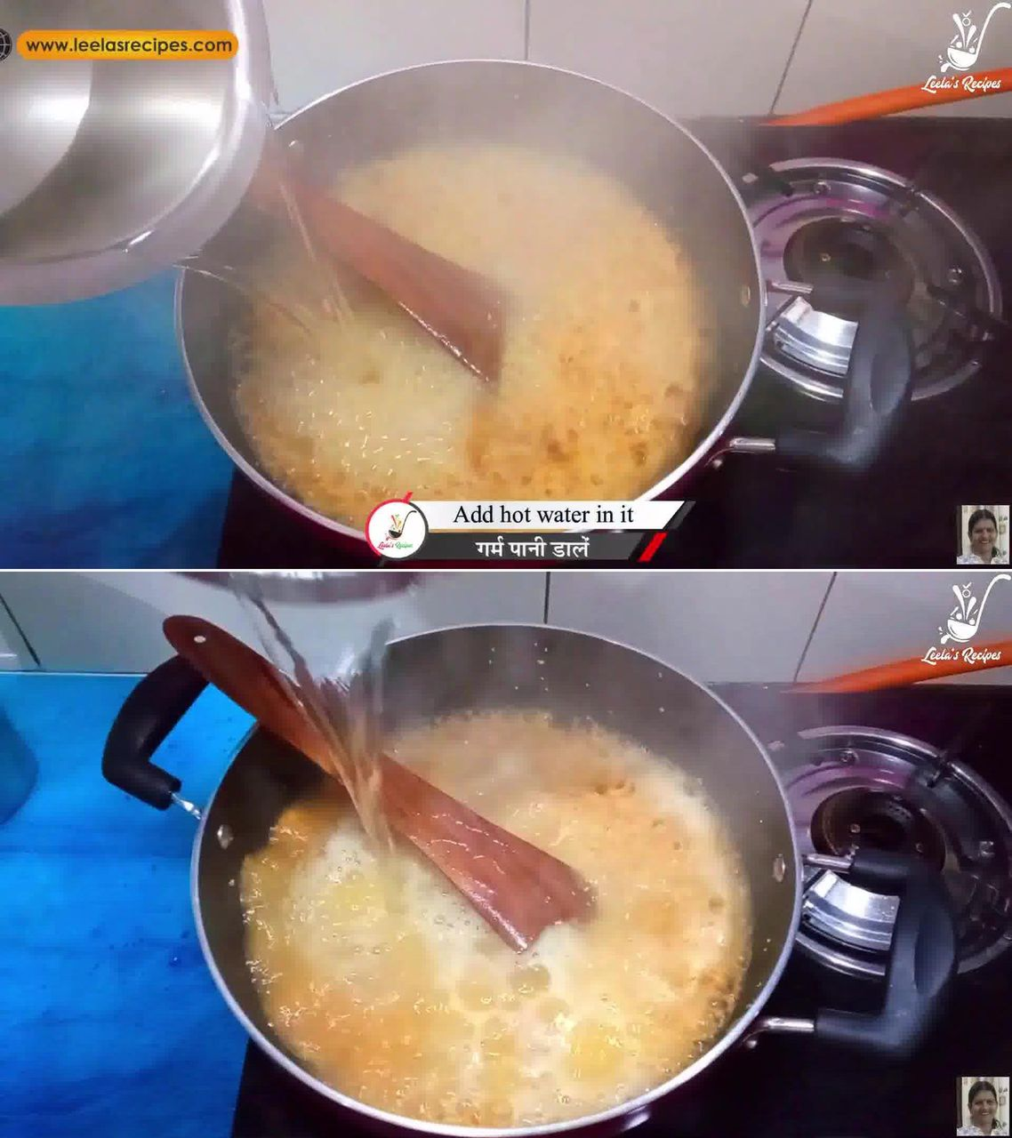 Image of the cooking step-1-6 for Lapsi (Traditional Homemade Sweet of Rajasthan)