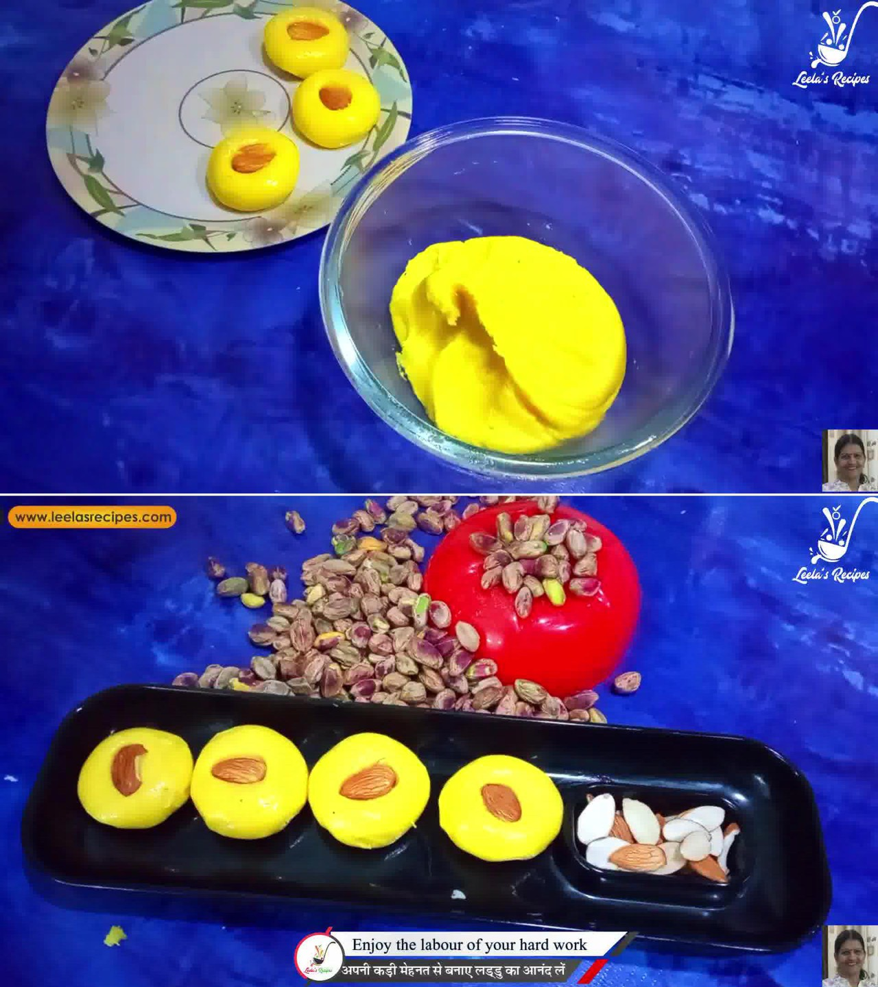 Image of the cooking step-1-9 for Mango Peda