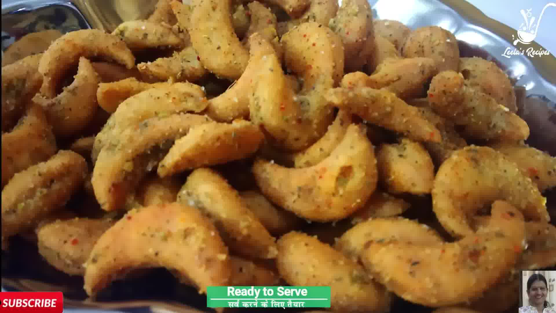 Image of the cooking step-1-10 for Crunchy Masala Namak Pare