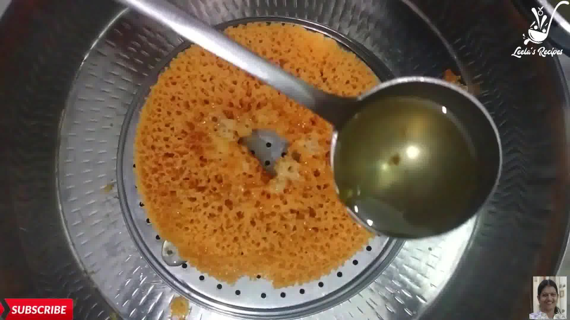 Image of the cooking step-1-12 for Rajasthani Ghevar