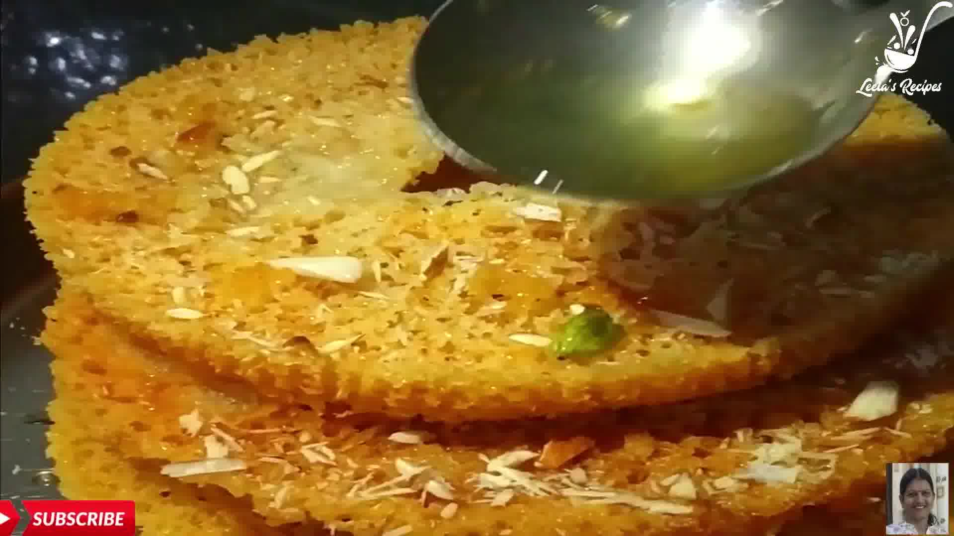 Image of the cooking step-1-13 for Rajasthani Ghevar