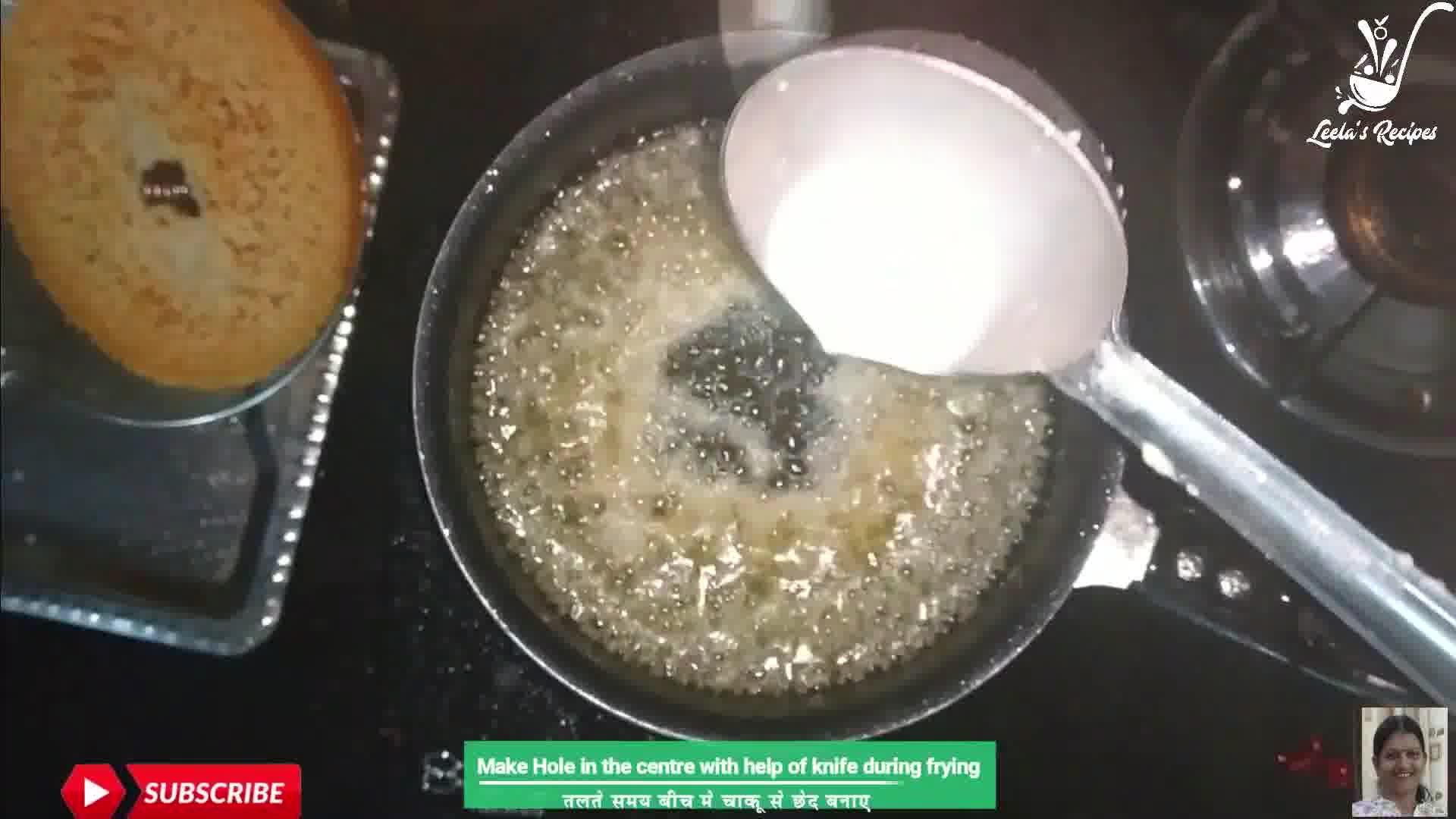 Image of the cooking step-1-8 for Rajasthani Ghevar