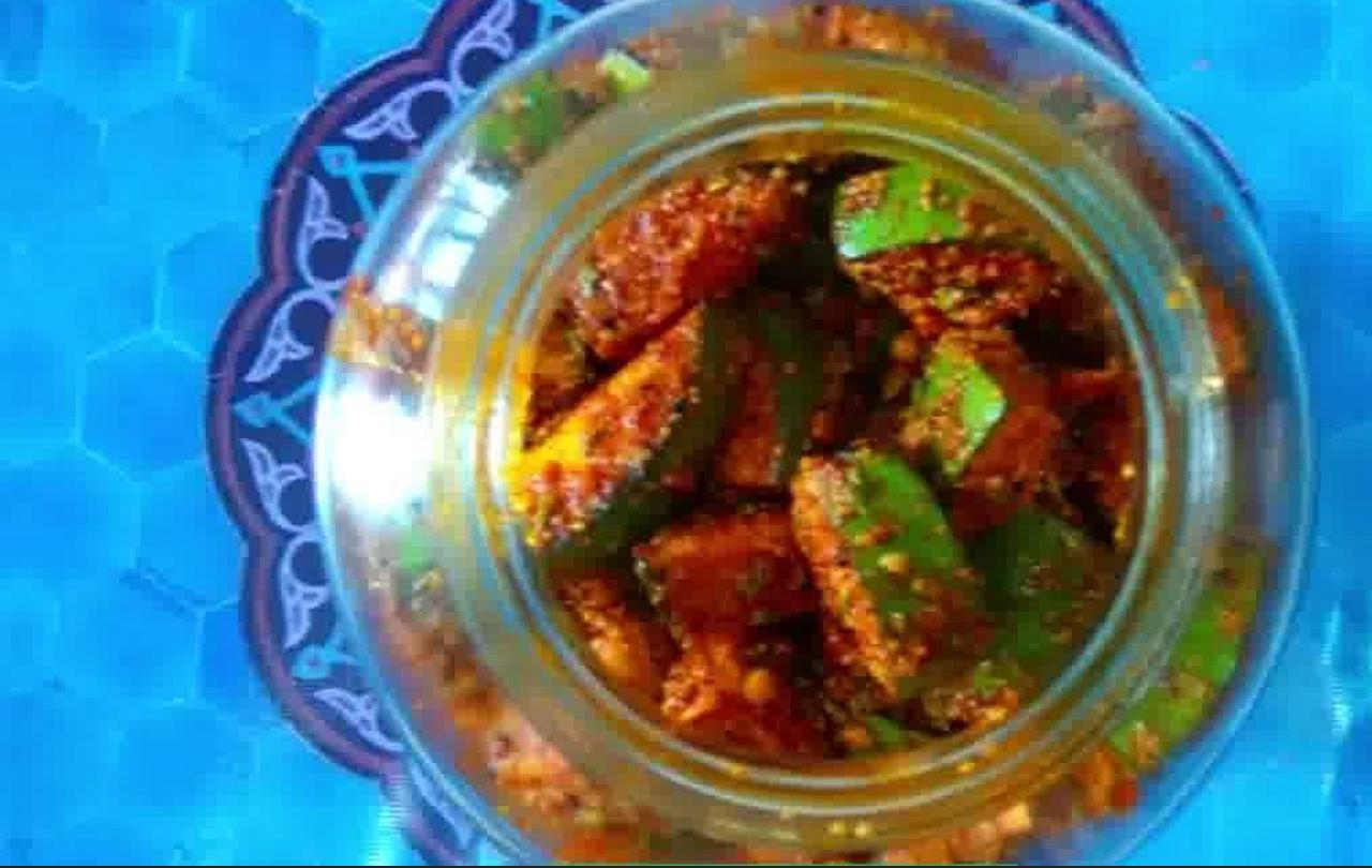 Image of the cooking step-1-6 for Raw Mango Pickle (Aam Ka Achaar)