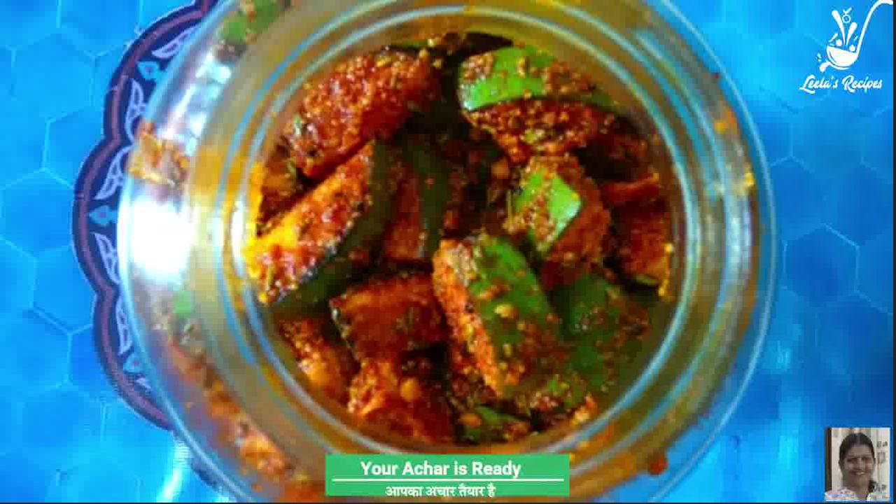 Image of the cooking step-1-7 for Raw Mango Pickle (Aam Ka Achaar)