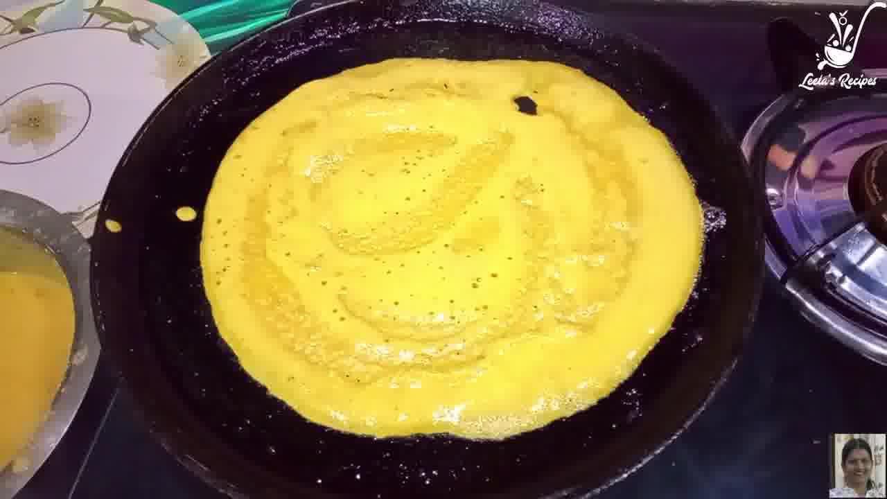 Image of the cooking step-1-7 for Sweet Cheela (Aate ka Meetha Cheela)